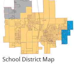 School District Map